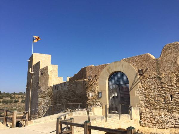 El Castillo del Catllar Con niños