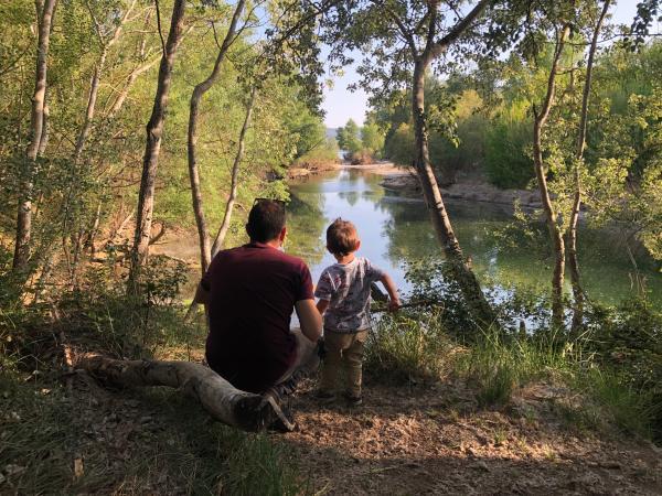 Excursió pel Camí de les Sequines amb nens