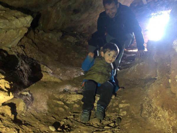 Cova d'en Blai, Pratdip. Foto: ESCAPADAAMBNENS.COM