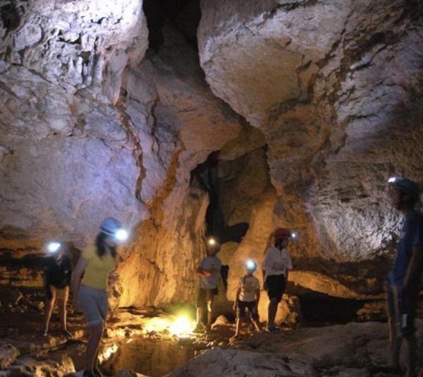 Cueva de la Taverna Con niños