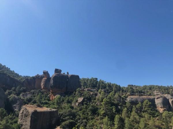 Vistas des de la ermita de Sant Salvador. Foto: ESCAPADA AMB NENS