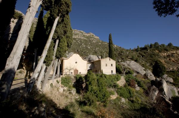 Ermita de Sant Joan del Codolar Con niños