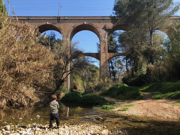 Set Ponts, Vilabella. Foto: ESCAPADAAMBNENS.COM
