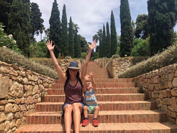 Jardín botánico Marimurtra Con niños