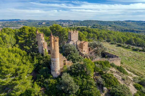 Excursión al Castillo de la Muga Con niños