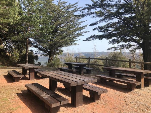 Área de pícnic de la Abellera, Prades. Foto: ESCAPADAAMBNENS.COM