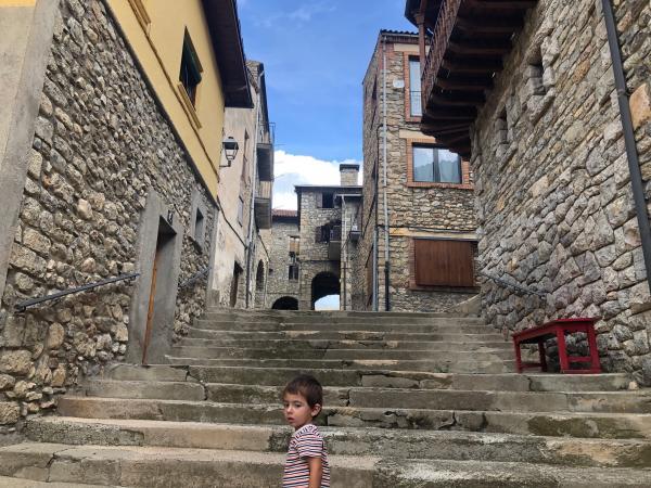 Un dia a Bellver de Cerdanya amb nens