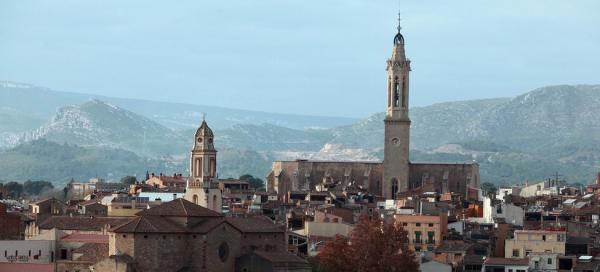 El campanario más alto de Catalunya Con niños