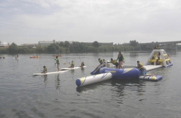 Parque Deltaventur: Actividades para todos Con niños