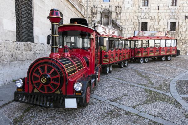 Aventures amb trenets de Tarragona amb nens