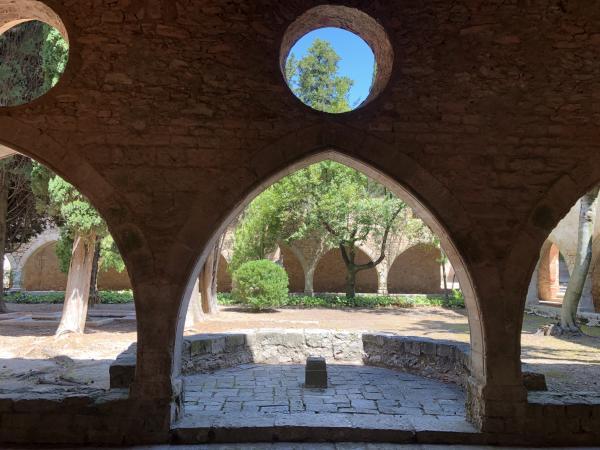 Monestir de Santes Creus, Aiguamúrcia. Foto: ESCAPADAAMBNENS.COM