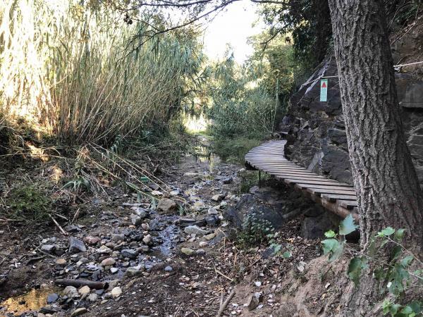 Camí del Rec, la Selva del Camp. Foto: ESCAPADAAMBNENS.COM