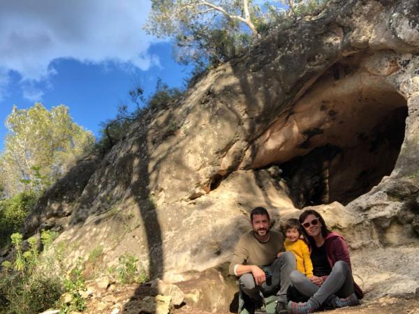 Cova Foradada, Calafell. Foto: ESCAPADAAMBNENS.COM