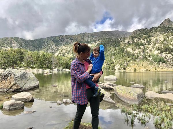 Els millors llacs per anar amb nens a la Cerdanya