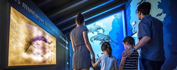 Museo de Alcover: Triásico en familia Con niños