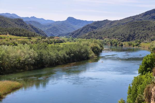 Una comarca amb dos parcs naturals