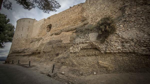Castell de Móra d'Ebre. Foto: MORADEBRETURISME