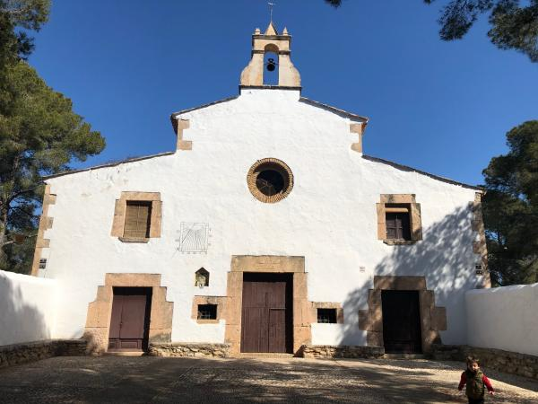 Ermita de Sant Antoni Con niños