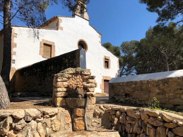 Ermita de Sant Antoni. Foto: ESCAPADAAMBNENS.COM