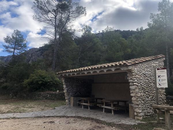La Franqueta, Horta de Sant Joan. Foto: ESCAPADAAMBNENS.COM