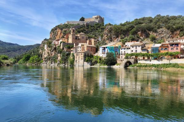 Castell de Miravet. Foto: SHUTTERSTOCK.COM