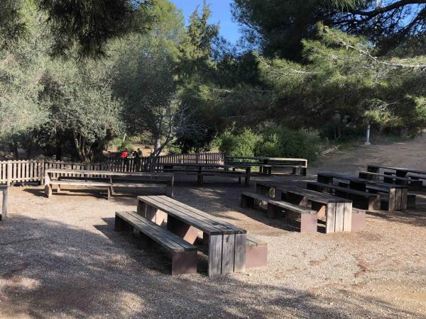 Parc del Llorito. Foto: ESCAPADAAMBNENS.COM