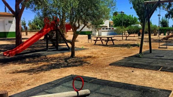 Parc de la Dona amb nens