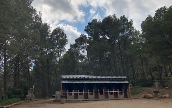 Zona de lleure forestal, Joncosa del Montmell. Foto: ESCAPADAAMBNENS.COM