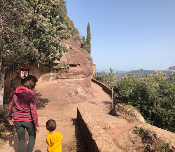 Excursions amb nens al Baix Camp