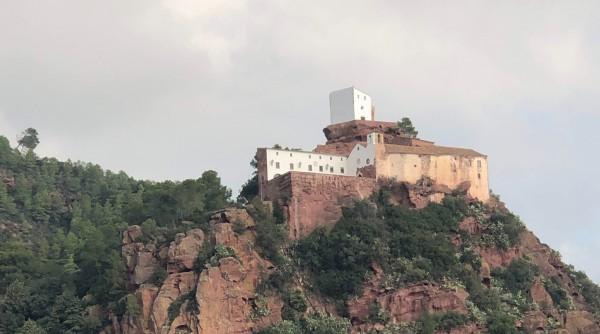 Ermita Mare de Déu de la Roca, Mont-roig del Camp. Foto: ESCAPADAAMBNENS.COM