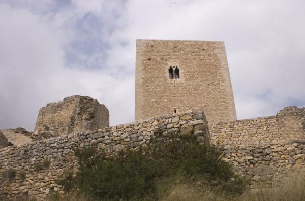Castillo de Ulldecona Con niños