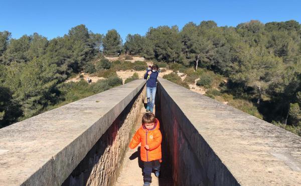 Pont del Diable, Tarragona. Foto: ESCAPADAAMBNENS.COM